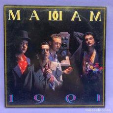 Discos de vinilo: LP LA MADDAME -- 1991 -- ESPAÑA -- VG++. Lote 213853266
