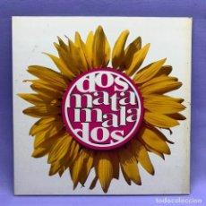 Discos de vinilo: LP DOS MATAMALADOS -- ESPAÑA 1993 -- EX. Lote 213853505