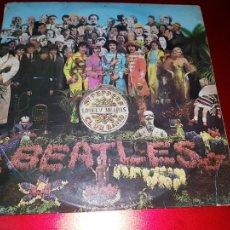 Discos de vinilo: LP-VINILO-BEATLES-LONELY HEARTS-VER FOTOS. Lote 213853642