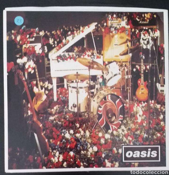 OASIS- DON'T LOOK BACK IN ANGER (Música - Discos - Singles Vinilo - Pop - Rock Internacional de los 90 a la actualidad)