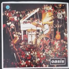 Discos de vinilo: OASIS- DON'T LOOK BACK IN ANGER. Lote 182617002