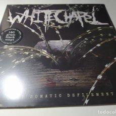 Disques de vinyle: LP -WHITECHAPEL ?– THE SOMATIC DEFILEMENT - 3984-15176-1 - ¡ NUEVO!. Lote 213856878
