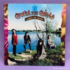Discos de vinilo: LP GRETA Y LOS GARBO -- LLAMAD A MR. BROWN -- 1991 ESPAÑA -- NM. Lote 213858417