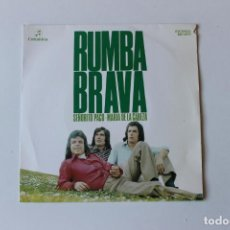 Discos de vinilo: RUMBA BRAVA, SINGLE, SEÑORITO PACO / MARIA DE LA CABEZA, 1975. Lote 213858670