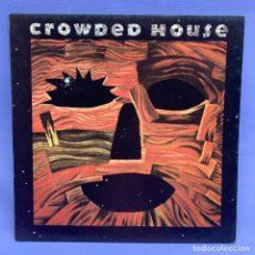 Discos de vinilo: LP CROWDED HOUSE -- MADRID 1992 -- VG+. Lote 231185040