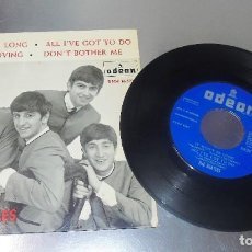 Discos de vinilo: THE BEATLES --- IT WON´T BE LONG + 3 --- 1964 --LABEL AZUL FUERTE ---VINILO VG+ FUNDA MINT ( M ) --. Lote 195493396
