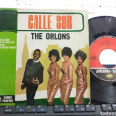 Discos de vinilo: THE ORLONS EP CALLE SUR + 3 ESPAÑA 1963. Lote 213865908