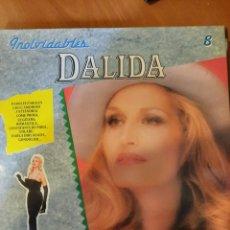 Discos de vinilo: DALIDA. INOLVIDABLES. LP.. Lote 213874522