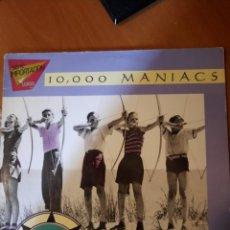 Discos de vinilo: 10000 MANIACS. IN MY TRIBE. LP.. Lote 213875683
