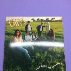 Discos de vinilo: LP BARS -- THO DIRÉ MIL VEGADES -- BARCELONA -- EX. Lote 213878751