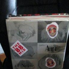 Discos de vinilo: THE ART OF NOISE?– DRAGNET (THE '88 MIX). Lote 213879255