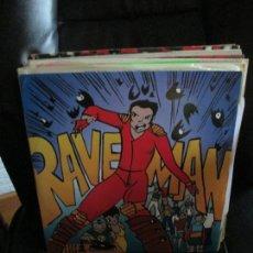 Discos de vinilo: RAVEMAN (2) ?– RAVEMAN. Lote 213879365