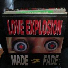 Discos de vinilo: MADE 2 FADE ?– LOVE EXPLOSION. Lote 213879858