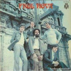 Discos de vinilo: FROL NOVA EP POPURRI GALLEGO / CANTO POPULAR / TROULADA DE SADA / TEÑO UN AMOR EN .. EP SPAIN 1971. Lote 213886763