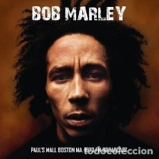 Discos de vinilo: BOB MARLEY & THE WAILERS ‎– PAUL'S MALL BOSTON MA. 1973 FM BROADCAST -LP-. Lote 213886891