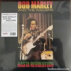 Discos de vinilo: BOB MARLEY AND THE WAILERS ‎– RASTA REVOLUTION -LP-. Lote 213887155