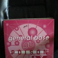 Discos de vinilo: GENERAL BASE ?– POISON (REIX). Lote 213898398