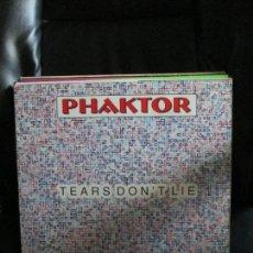 Discos de vinilo: PHAKTOR ?– TEARS DON'T LE. Lote 213899537