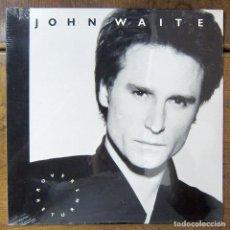 Discos de vinilo: JOHN WAITE - ROVER'S RETURN - 1987 - PRECINTADO, EDICIÓN AMERICANA. Lote 213899657