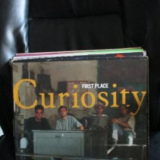 Discos de vinilo: CURIOSITY KILLED THE CAT ?– FIRST PLACE. Lote 213900472