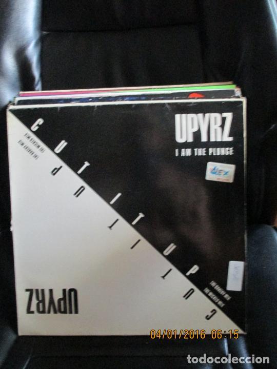 UPYRZ ?– CUT IT UP (I AM THE PLUNGE) (Música - Discos de Vinilo - Maxi Singles - Rap / Hip Hop)