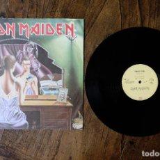Discos de vinilo: IRON MAIDEN TWILIGHT ZONE MAXI SINGLE. Lote 213901182