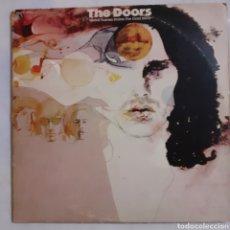 Discos de vinilo: THE DOORS. WEIRD SCENES INSIDE THE GOLD MINE. GATEFOLD. 2 LP. 8E-6001. UK 1972.. Lote 213906991