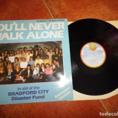 Discos de vinilo: YOU´LL NEVER WALK ALONE MAXI SINGLE VINILO PAUL MCCARTNEY MOTORHEAD 1985 ESPAÑA 3 TEMAS MUY RARO. Lote 213907038