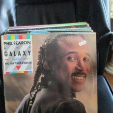 Discos de vinilo: PHIL FEARON & GALAXY ?– YOU DON'T NEED A REASON. Lote 213907225