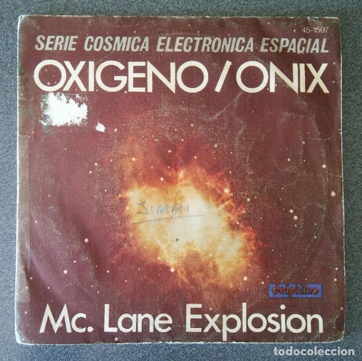 VINILO EP MC. LANE EXPLOSION OXIGENO (Música - Discos de Vinilo - EPs - Disco y Dance)
