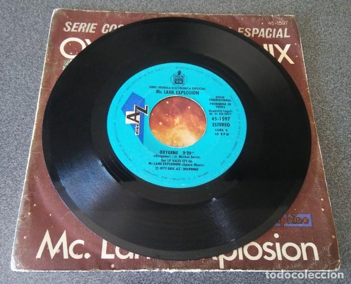 Discos de vinilo: Vinilo Ep Mc. Lane Explosion Oxigeno - Foto 2 - 213912265