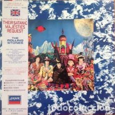 Discos de vinilo: THE ROLLING STONES ?– THEIR SATANIC MAJESTIES REQUEST. Lote 213913693
