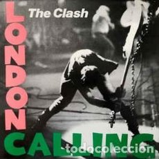 Discos de vinilo: THE CLASH ‎– LONDON CALLING. Lote 213914663