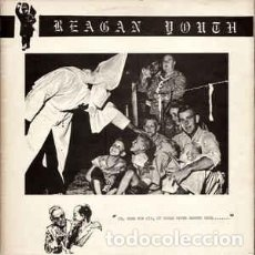 Discos de vinilo: REAGAN YOUTH ‎– YOUTH ANTHEMS FOR THE NEW ORDER. Lote 213914977