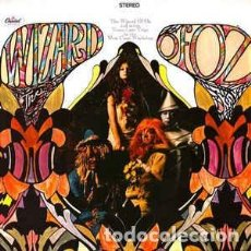 Discos de vinilo: THE WEST COAST WORKSHOP ‎– THE WIZARD OF OZ AND OTHER TRANS LOVE TRIPS. Lote 213915086