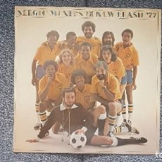 Discos de vinilo: SERGIO MENDES AND THE NEW BRASIL 77. EDITADO POR HISPAVOX. AÑO 1.977.. Lote 213917915