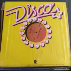 "Discos de vinilo: VINCE TEMPERA - GET UP, GET ON, GET OUT, GET OFF WITH ME (DISCO MIX) (12"") (D:VG+). Lote 213939255"