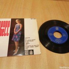 Discos de vinilo: MONNA BELL. CHIQUITINA, ME GUSTA MADRID, ETC..EP. ARREGLOS Y DIRECC ORQUESTA BEBO VALDES.. Lote 213941506
