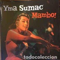 Discos de vinilo: YMA SUMAC – MAMBO! -LP-. Lote 289481073