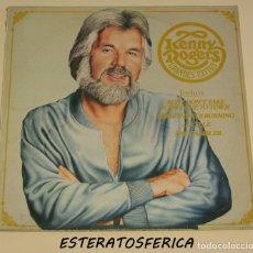 Discos de vinilo: KENNY ROGERS - GRANDES EXITOS - EMI ODEON 1979. Lote 213953230
