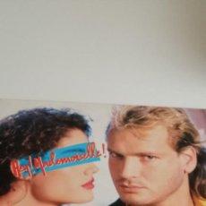 Discos de vinilo: BAL-6 DISCO GRANDE 12 PULGADAS IVÁN - HEY ! MADEMOISELLE ! - 1986 - HEY! MADEMOISELLE! PROMOCIONAL. Lote 213960906