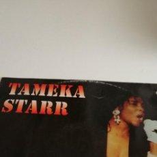 Discos de vinilo: BAL-6 DISCO GRANDE 12 PULGADAS TAMEKA STARR FEEL THE RHYTHM. Lote 213961353