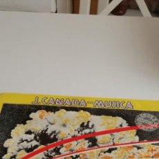 Discos de vinilo: BAL-6 DISCO GRANDE 12 PULGADAS J CANADA MUSICA SUPERSINGLE. Lote 213961873