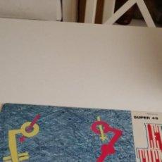 Discos de vinilo: BAL-6 DISCO GRANDE 12 PULGADAS LET THEM EAT CAKE - I GET STATIC - ZAFIRO MAXISINGLE. Lote 213962043
