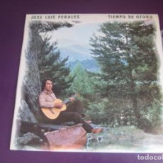Discos de vinilo: JOSE LUIS PERALES - TIEMPO DE OTOÑO LP HISPAVOX 1979 - SIN APENAS USO - MELODICA - VELERO LIBERTAD. Lote 213962210