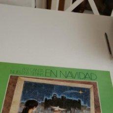 Discos de vinilo: BAL-6 DISCO GRANDE 12 PULGADAS ASI CANTA NUESTRA TIERRA EN NAVIDAD VOLUMEN 5. Lote 213962560