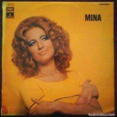 Discos de vinilo: LP MINA - E PENSO A TE, CAPIRO, LE FARFALLE NELLA NOTTE, NON HO PARLATO MAI, SENTIMENTALE.... Lote 213968975