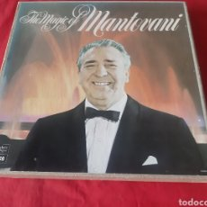 Discos de vinilo: CARPETA CON 6 VINILOS LP THE MAGIC OF MANTOVANI. Lote 213975223