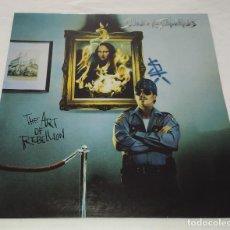 Discos de vinilo: LP SUICIDAL TENDENCIES - THE ART OF REBELLION. Lote 213976271