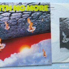 Discos de vinilo: LP FAITH NO MORE - THE REAL THING 1989. Lote 213979731